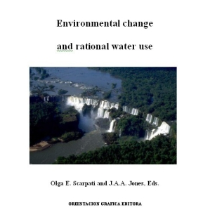 Environmental change Book cover