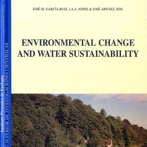 Environmental Change yellow Book cover
