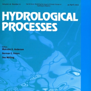 Hydrological processes Book cover