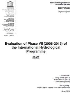 IHP report image