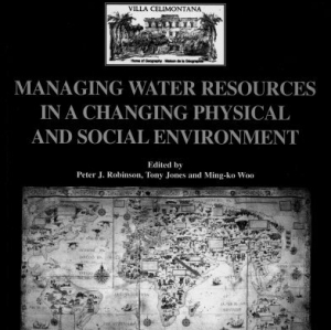 Managing Water Resources Book cover