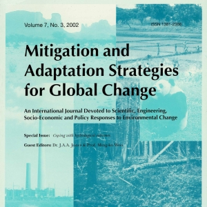 Mitigation and Adaptation Book Cover