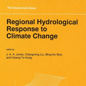 Regional Hydrological Response Book Cover