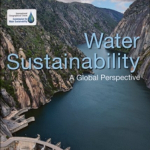 Water Sustainability Book cover
